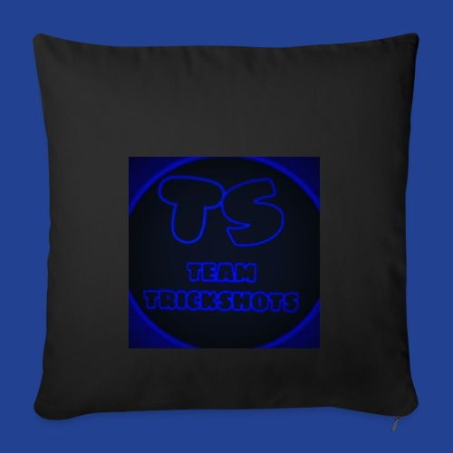 Team Trickshots DESIGHN - Sofa pillowcase 17,3'' x 17,3'' (45 x 45 cm)