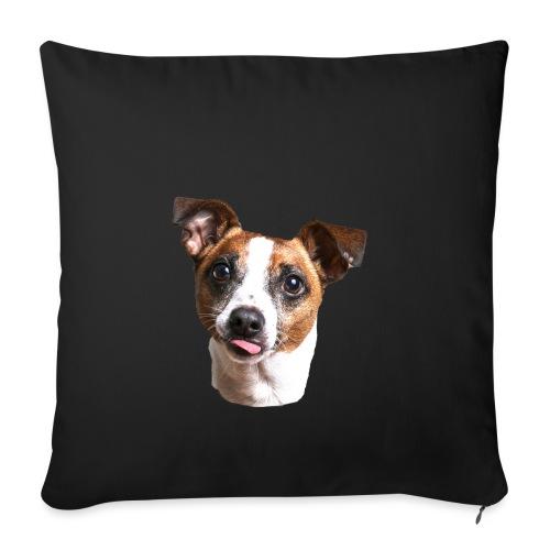 Jack Russell - Sofa pillowcase 17,3'' x 17,3'' (45 x 45 cm)