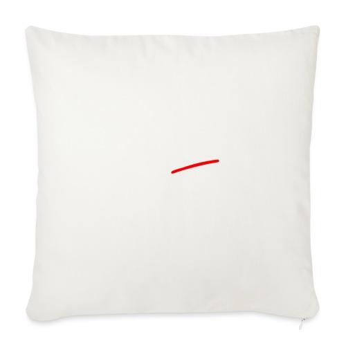 Animals Are Ingredients - Sofa pillowcase 17,3'' x 17,3'' (45 x 45 cm)