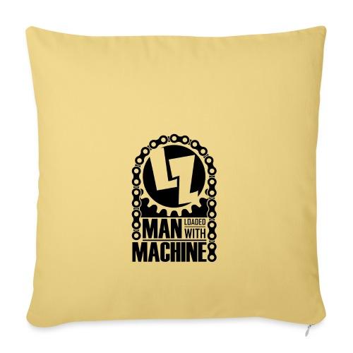 for all the bikers - Sofa pillowcase 17,3'' x 17,3'' (45 x 45 cm)