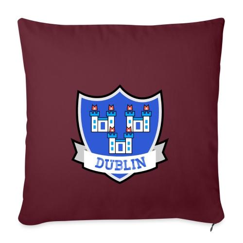 Dublin - Eire Apparel - Sofa pillowcase 17,3'' x 17,3'' (45 x 45 cm)