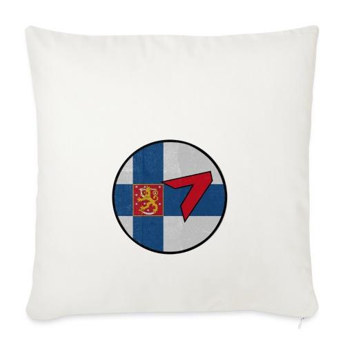 5 - Sofa pillowcase 17,3'' x 17,3'' (45 x 45 cm)