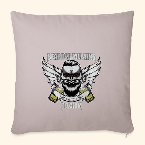 Bearded Villains Belgium - Sofa pillowcase 17,3'' x 17,3'' (45 x 45 cm)