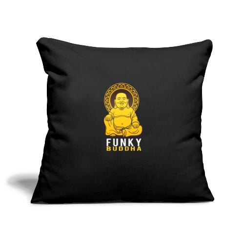 Funky Buddha - Sofakissenbezug 44 x 44 cm