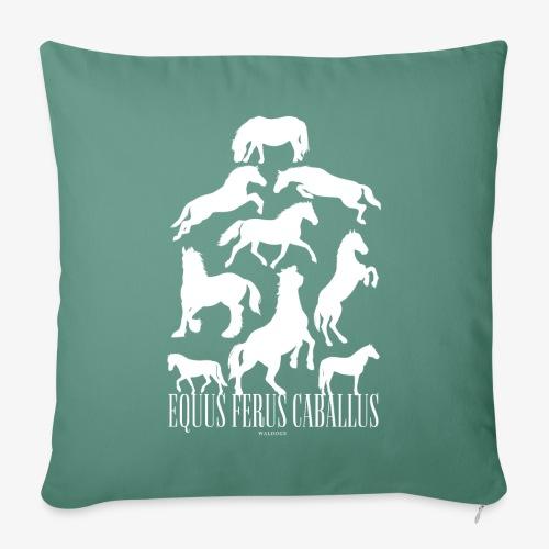 Equus Ferus Caballus - Sohvatyynyn päällinen 45 x 45 cm