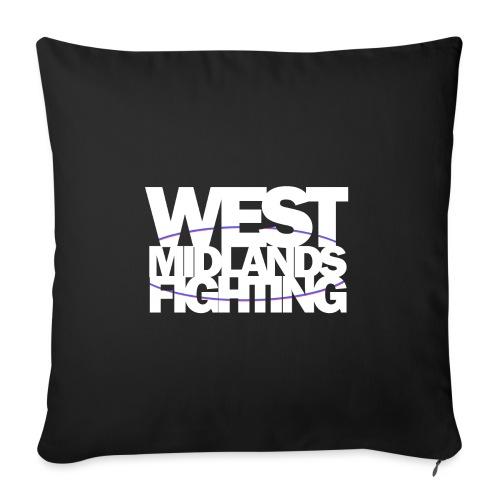 tshirt wmf white 2 - Sofa pillowcase 17,3'' x 17,3'' (45 x 45 cm)