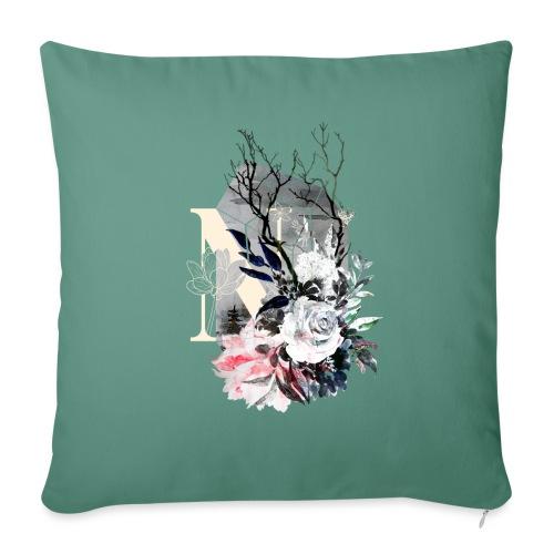 Nature Fantasy - Housse de coussin décorative 45x 45cm