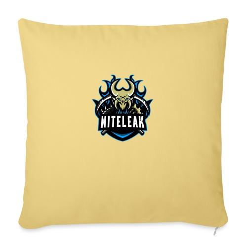 Niteleak merchandise - Pudebetræk 45 x 45 cm