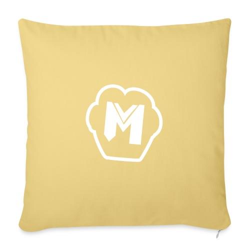 Logotype Muffin s Art png - Housse de coussin décorative 45x 45cm