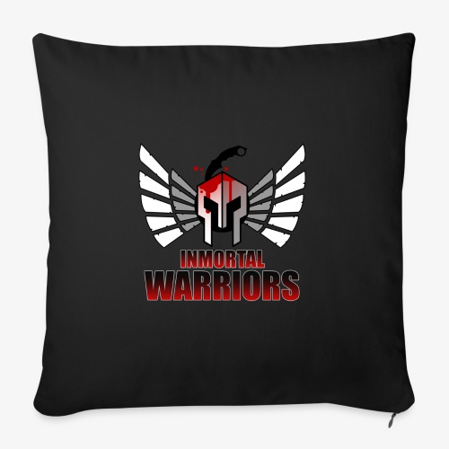 The Inmortal Warriors Team - Sofa pillowcase 17,3'' x 17,3'' (45 x 45 cm)