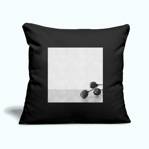 Gray minimalism composition watercolor - Sofa pillowcase 17,3'' x 17,3'' (45 x 45 cm)