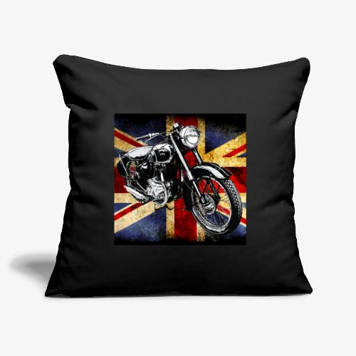 BSA motor cycle vintage by patjila 2020 4 - Sofa pillowcase 17,3'' x 17,3'' (45 x 45 cm)
