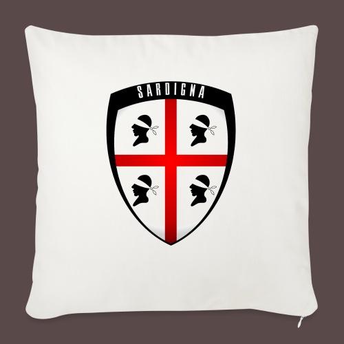 Sardegna Stemma - Copricuscino per divano, 45 x 45 cm