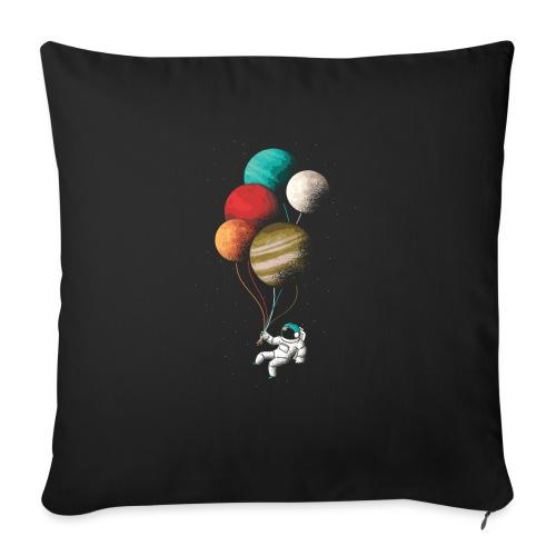Astronaut balloons - Sofakissenbezug 44 x 44 cm