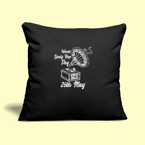 Lindy Hop Day Swing Dancing Vintage Geschenk - Sofakissenbezug 44 x 44 cm