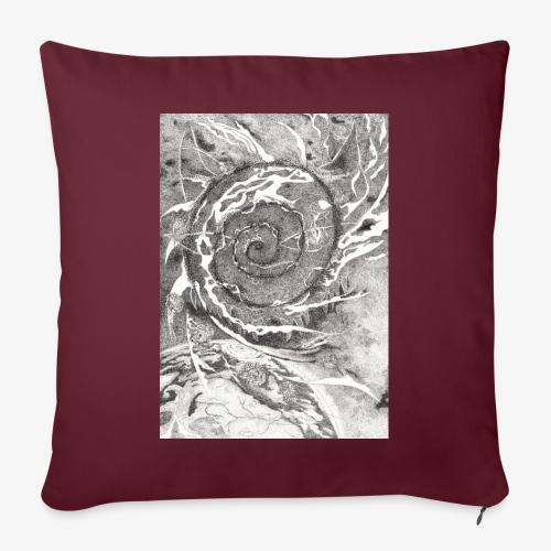 Decipher Entity by Rivinoya - Sohvatyynyn päällinen 45 x 45 cm