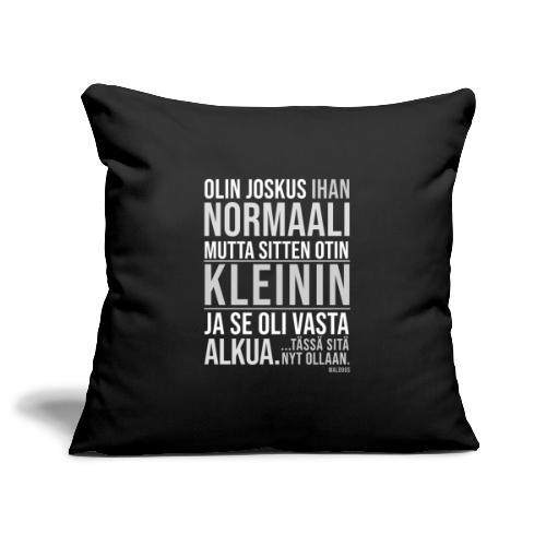 Vasta Alkua Kleini - Sohvatyynyn päällinen 45 x 45 cm