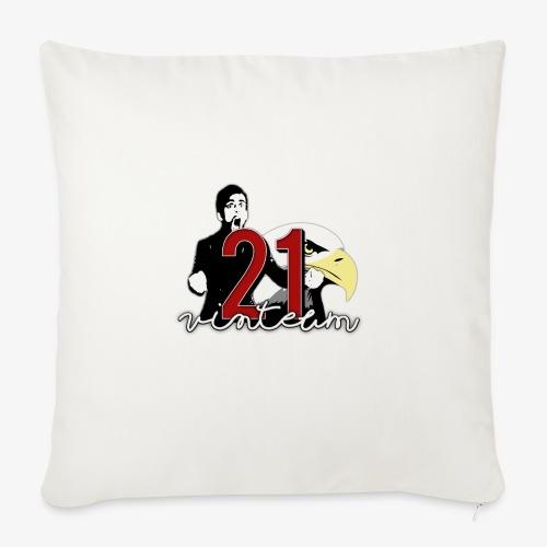 Vinte Um - Sofa pillowcase 17,3'' x 17,3'' (45 x 45 cm)
