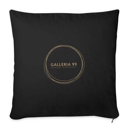 GALLERIA99 - Copricuscino per divano, 45 x 45 cm
