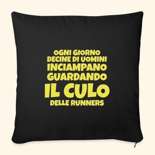Tema Ironico _ Ogni Giorno - Copricuscino per divano, 45 x 45 cm