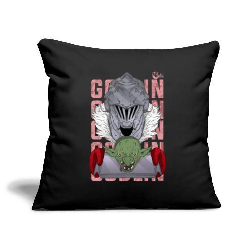 Goblin - Funda de cojín, 45 x 45 cm