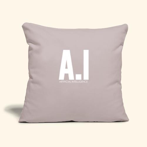 AI Artificial Intelligence Machine Learning - Copricuscino per divano, 45 x 45 cm
