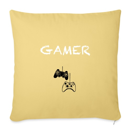 This is Gamer - Housse de coussin décorative 45 x 45 cm