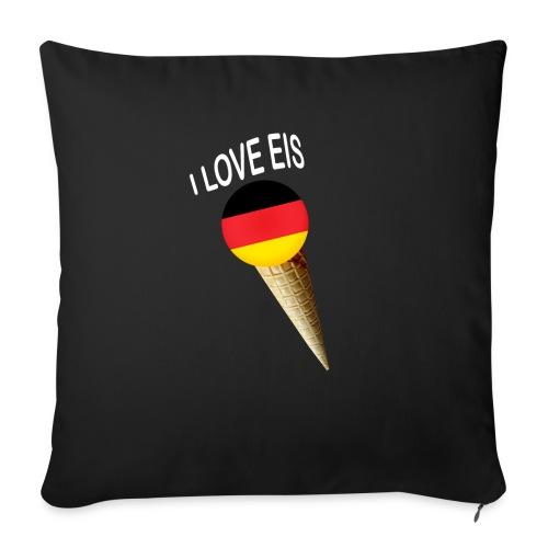 Fußball WM Geschenk Fan Weltmeister Deutschland - Sofakissenbezug 44 x 44 cm