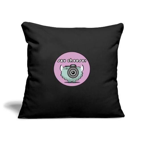 Foton The Monster Camera - Sofa pillowcase 17,3'' x 17,3'' (45 x 45 cm)