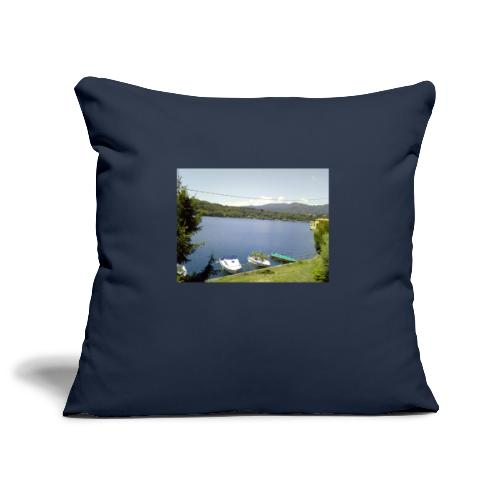 Lago - Copricuscino per divano, 45 x 45 cm