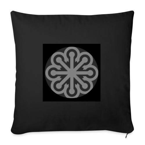 BGLogo - Sofa pillowcase 17,3'' x 17,3'' (45 x 45 cm)