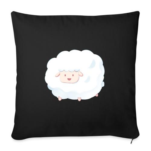 Sheep - Copricuscino per divano, 45 x 45 cm
