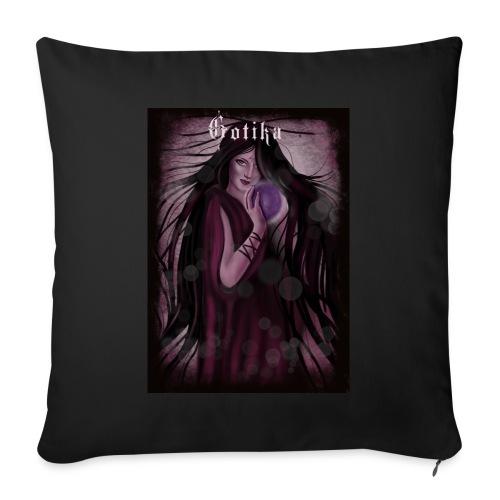 Magic woman - Copricuscino per divano, 45 x 45 cm