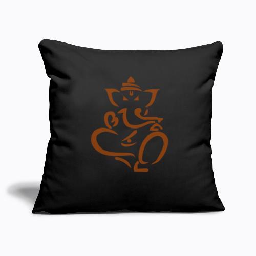 ganesha elephant - Sofa pillowcase 17,3'' x 17,3'' (45 x 45 cm)