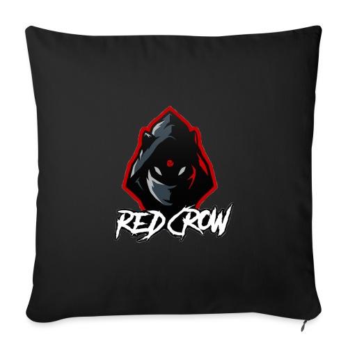 Logo RedCrow - Housse de coussin décorative 45x 45cm
