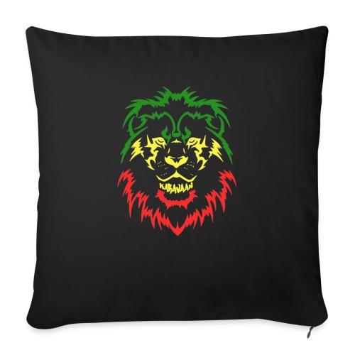 KARAVAAN Lion Reggae - Sierkussenhoes, 45 x 45 cm