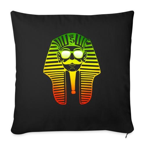 Pharaon Swagg Rasta - Housse de coussin décorative 45x 45cm