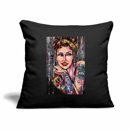 Mary Doll - Sofa pillowcase 17,3'' x 17,3'' (45 x 45 cm)
