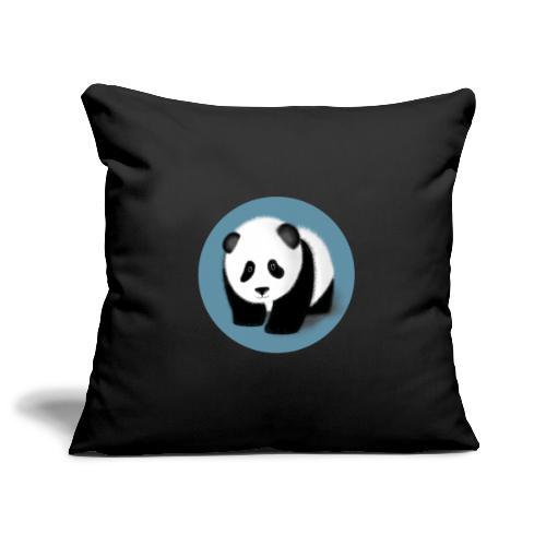 Little Panda - Sofakissenbezug 44 x 44 cm