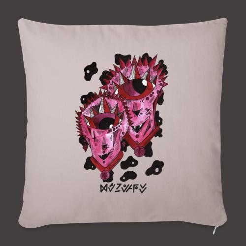 Gemeaux original - Housse de coussin décorative 45x 45cm