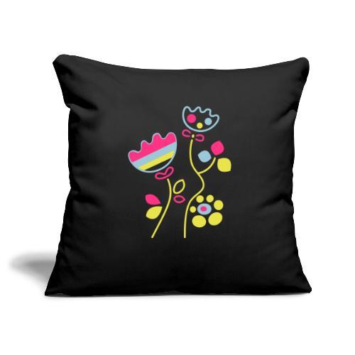 tulipani - Copricuscino per divano, 45 x 45 cm