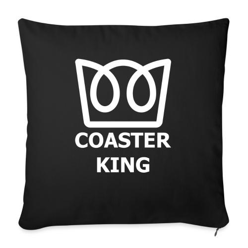 Coaster King - Sofa pillowcase 17,3'' x 17,3'' (45 x 45 cm)