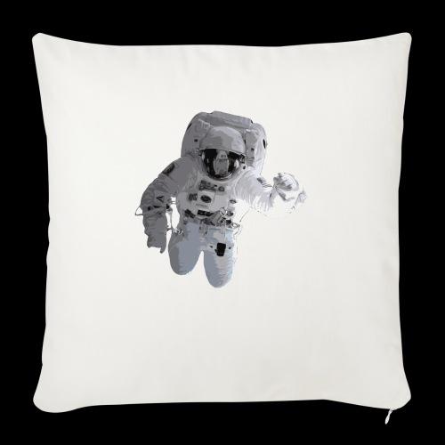 Astronaut No. 2 - Sofa pillowcase 17,3'' x 17,3'' (45 x 45 cm)