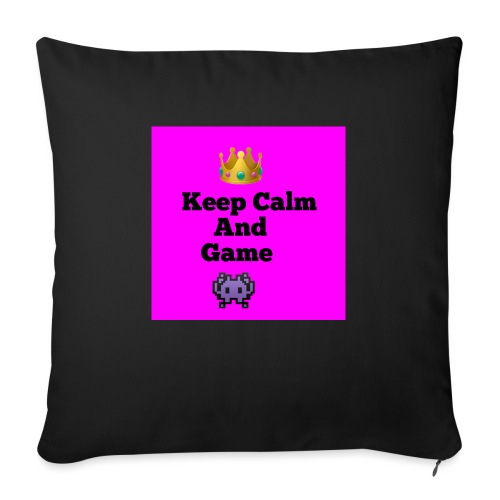 Keep Calm - Sofa pillowcase 17,3'' x 17,3'' (45 x 45 cm)
