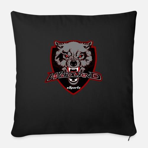 mascot Logo Widland eSports Club - Funda de cojín, 45 x 45 cm