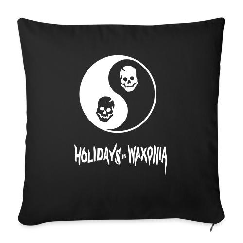 HIW-pantswhite - Sofa pillowcase 17,3'' x 17,3'' (45 x 45 cm)
