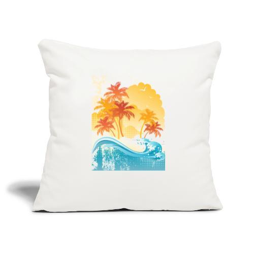 Palm Beach - Sofa pillowcase 17,3'' x 17,3'' (45 x 45 cm)