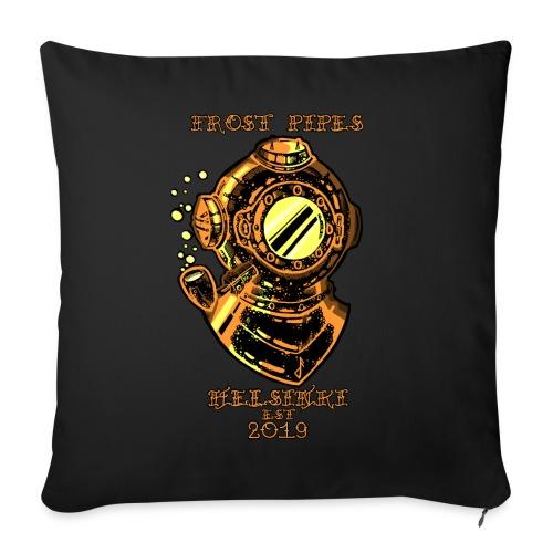 Brass Nautical Piper LIMITED EDITION - Sofa pillowcase 17,3'' x 17,3'' (45 x 45 cm)
