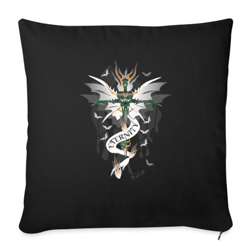 Dragon Sword - Eternity - Drachenschwert - Sofakissenbezug 44 x 44 cm