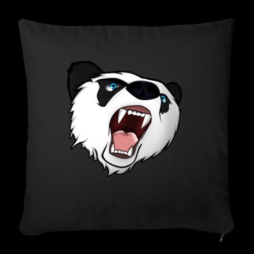 DGP | DeGamePlek Panda logo - Sierkussenhoes, 45 x 45 cm